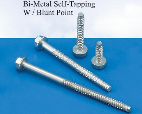 Bi Metal Self Tapping Screw Sheh Kai Precision